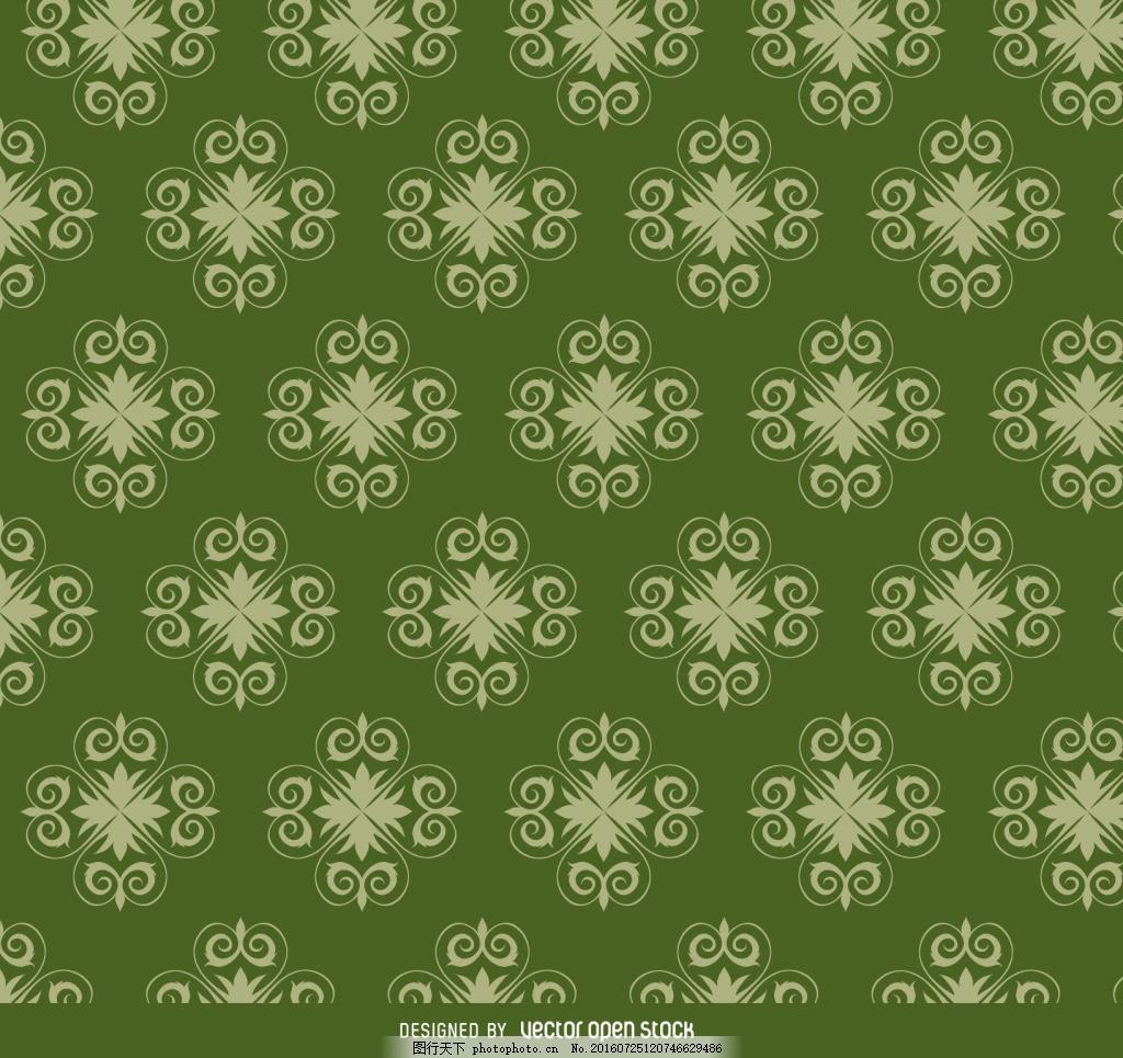 白色 壁纸 底纹 花纹 花纹模板下载 花纹素材下载 花型 墙纸 欧式花纹