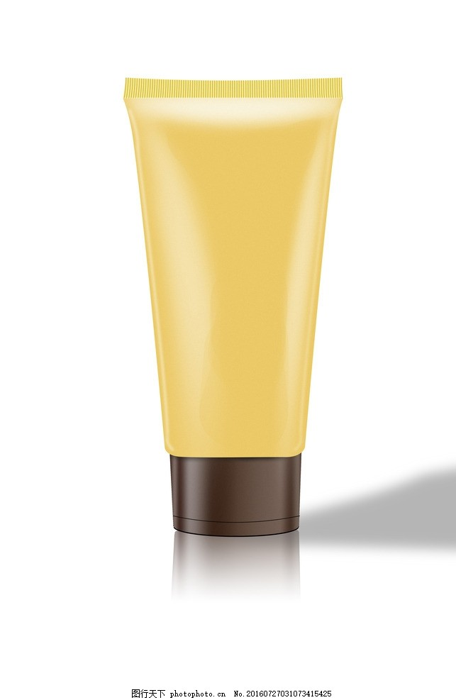 化妆品精修模板 软管化妆品 化妆品模板 精修图 修软管 包装精修