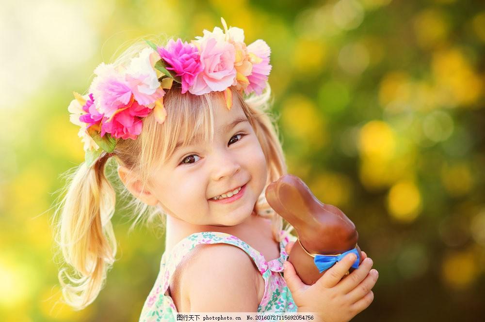 可爱的小女孩图片素材 婴幼儿 小女孩 幼儿 外国儿童 小孩子 儿童幼儿