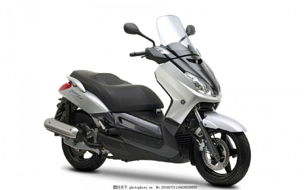 雅马哈125踏板摩托车图片大全(13张打包下载)
