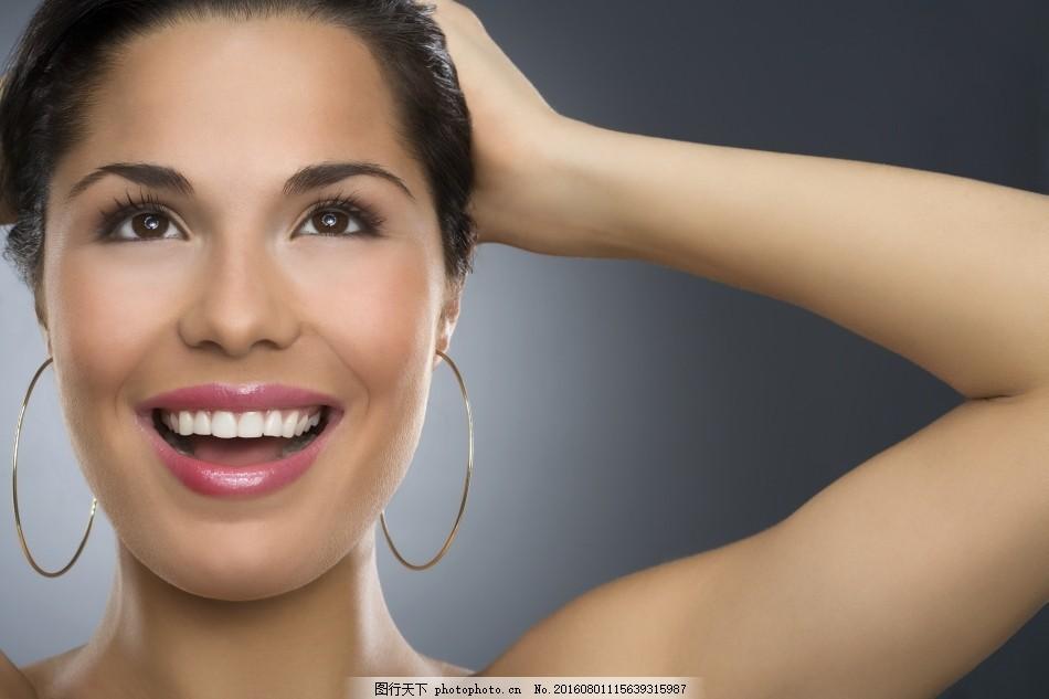 妇女 性感美女 外国美女 欧洲美女 欧美 模特 美女写真 妩媚动人 面部