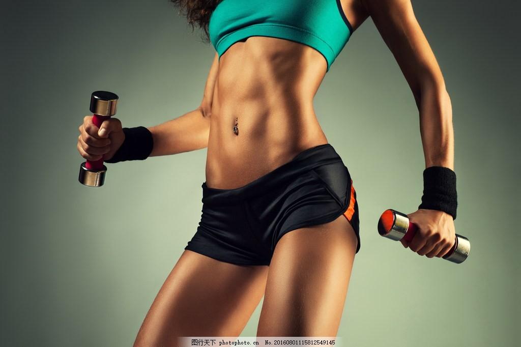 健身欧美美女图片