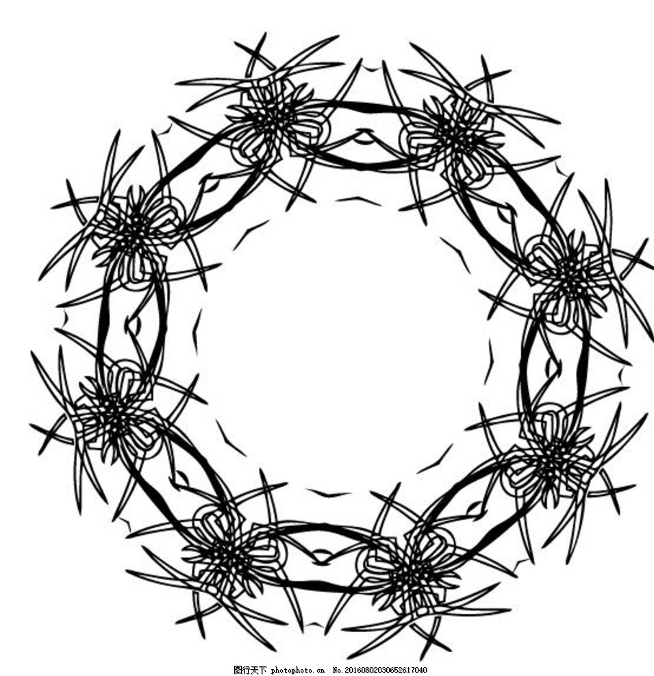 圆形创意图案 圆形窗户雕花 雕花隔断 花纹镂空雕花 镂空雕花 木雕通
