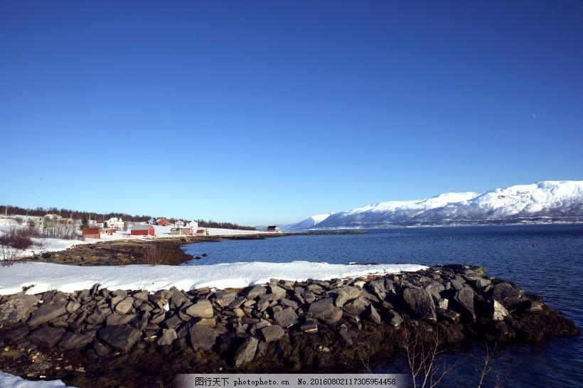 北挪威风景