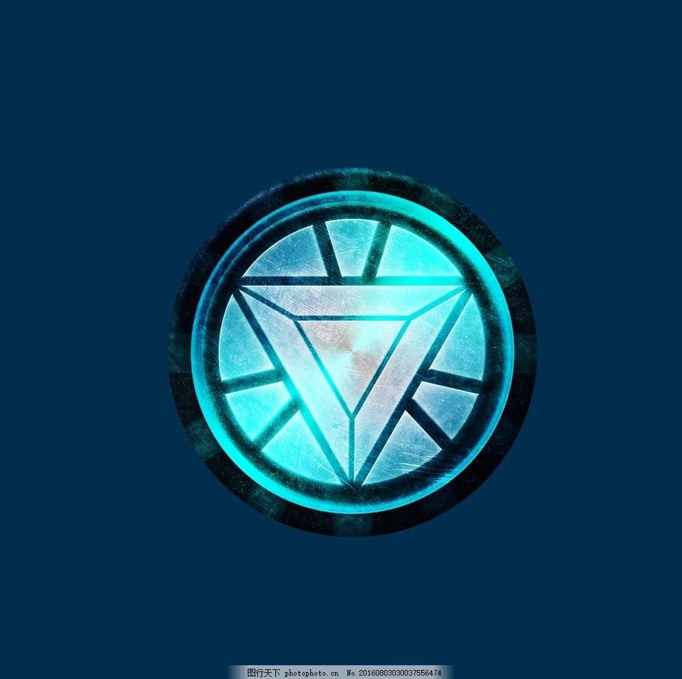 钢铁侠标志logo