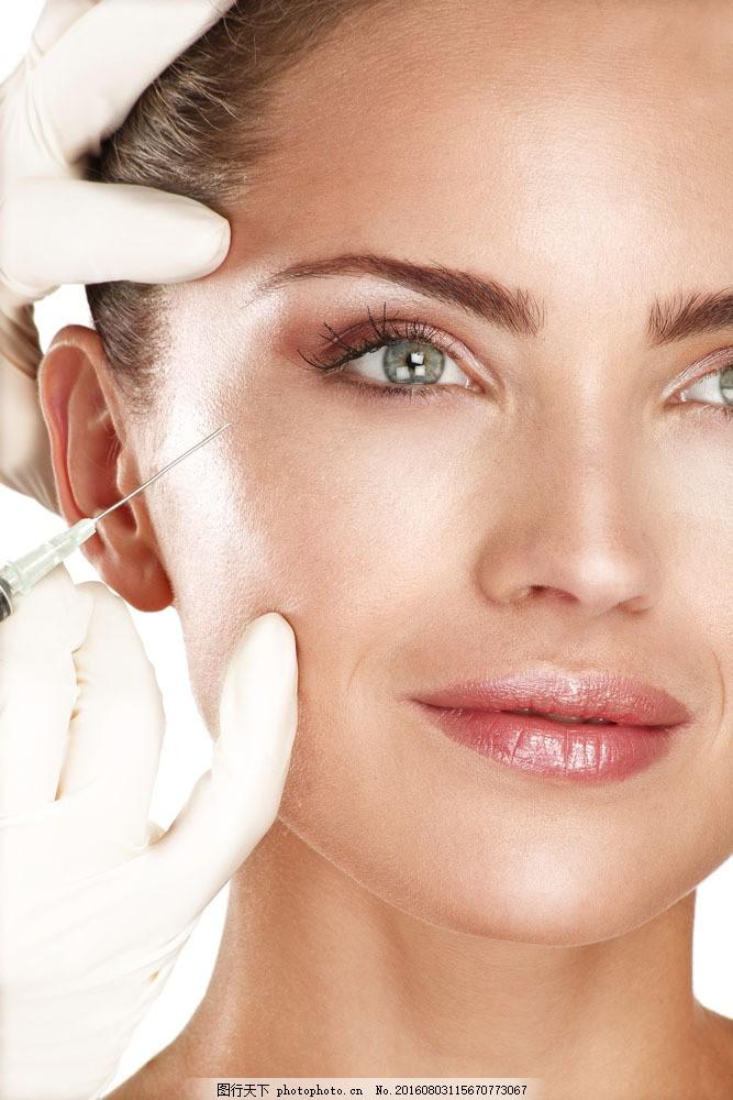外国人 女人 女性 人物摄影 化妆品广告 美女图片 人物图片 图片素材