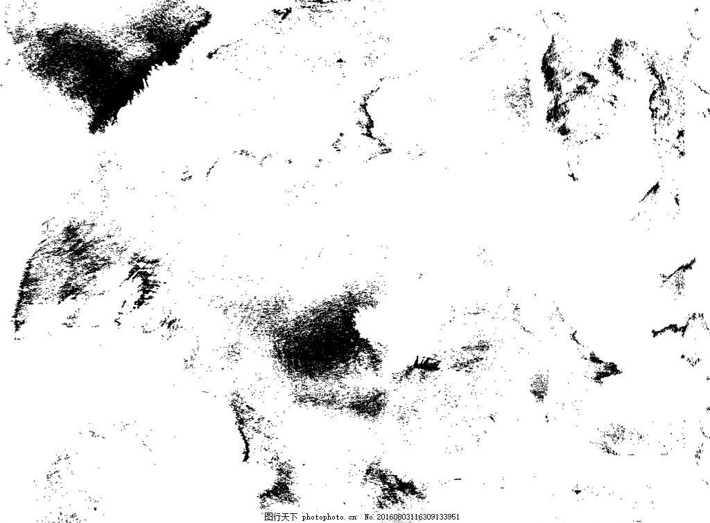 划痕水墨噪点背景 黑白 抽象 泼墨背景 划痕素材 设计元素 斑驳花纹