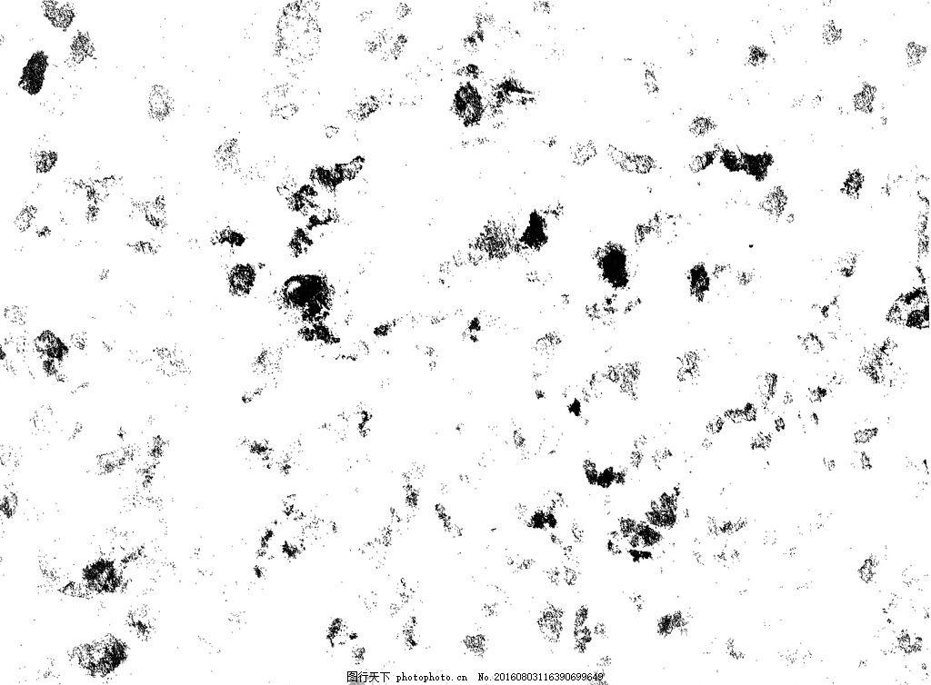 设计图库 高清素材 自然风景  划痕噪点背景 划痕 水墨 黑白 抽象