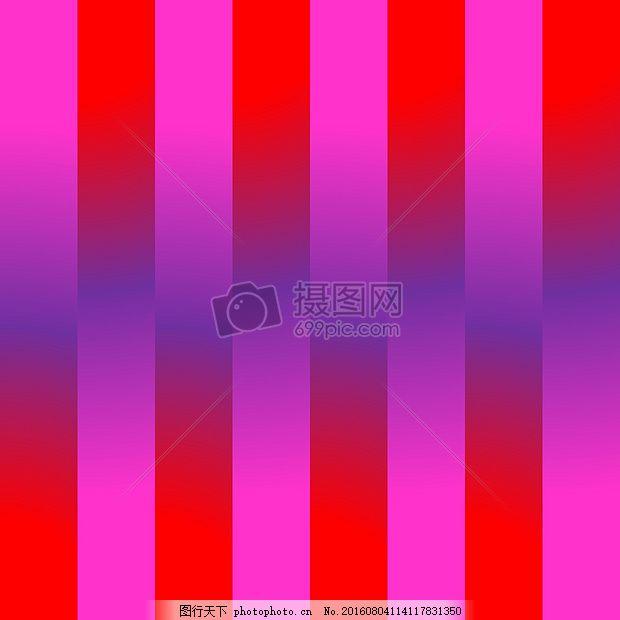 充满活力 条纹 乐队 蓝色 靛蓝 红色 紫色 渐变 模式 设计     jpg