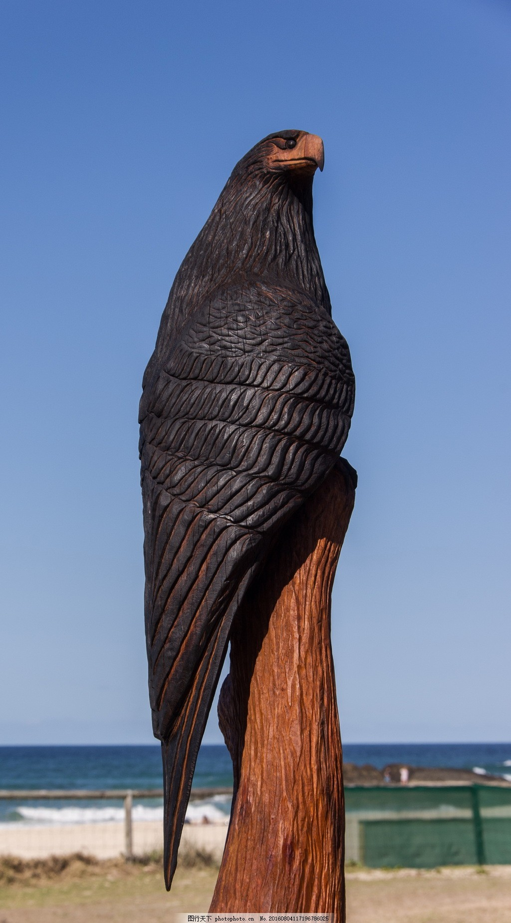 鸟类木雕 鸟类木雕高清图片素材下载 飞禽 动物 木雕作品