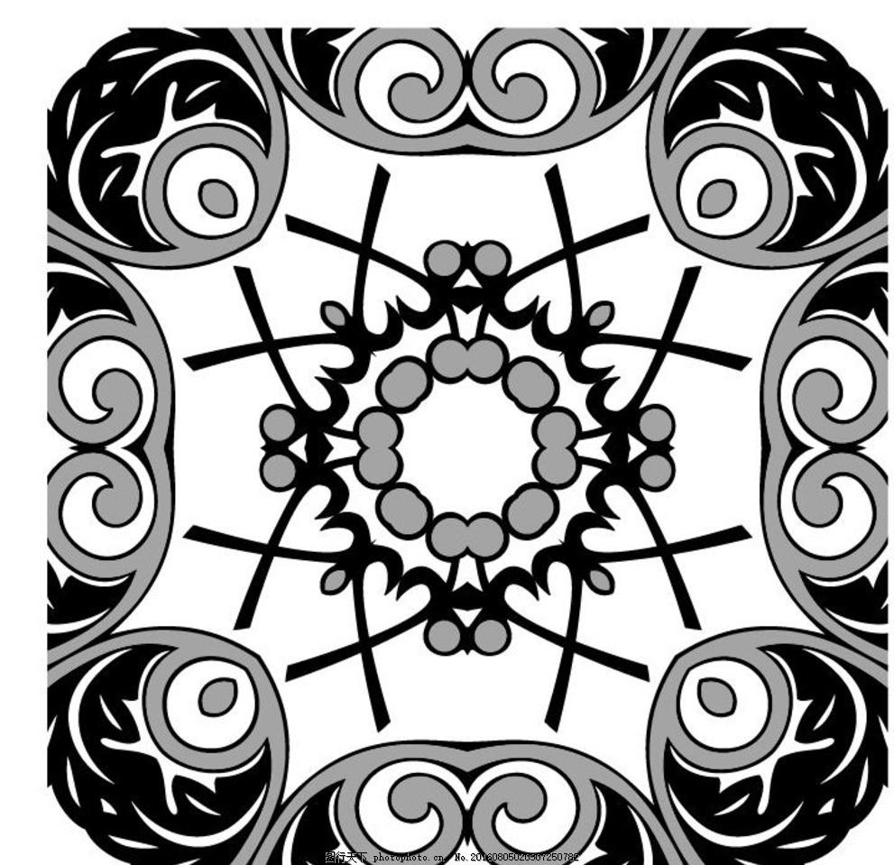 花纹 祥瑞 中国传统元素 中国民族元素 设计 底纹边框 花边花纹 ai