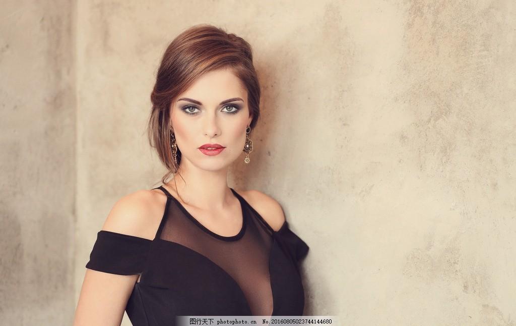 气质美女 美女 女模 模特 女郎 靓女 女模特 性感 时尚 气质 优雅图片