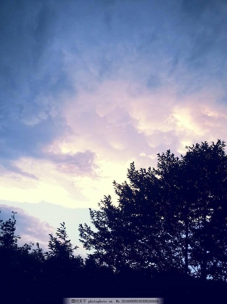 夏季天空 云 白云 蓝天 台风天空 摄影 自然景观 自然风景