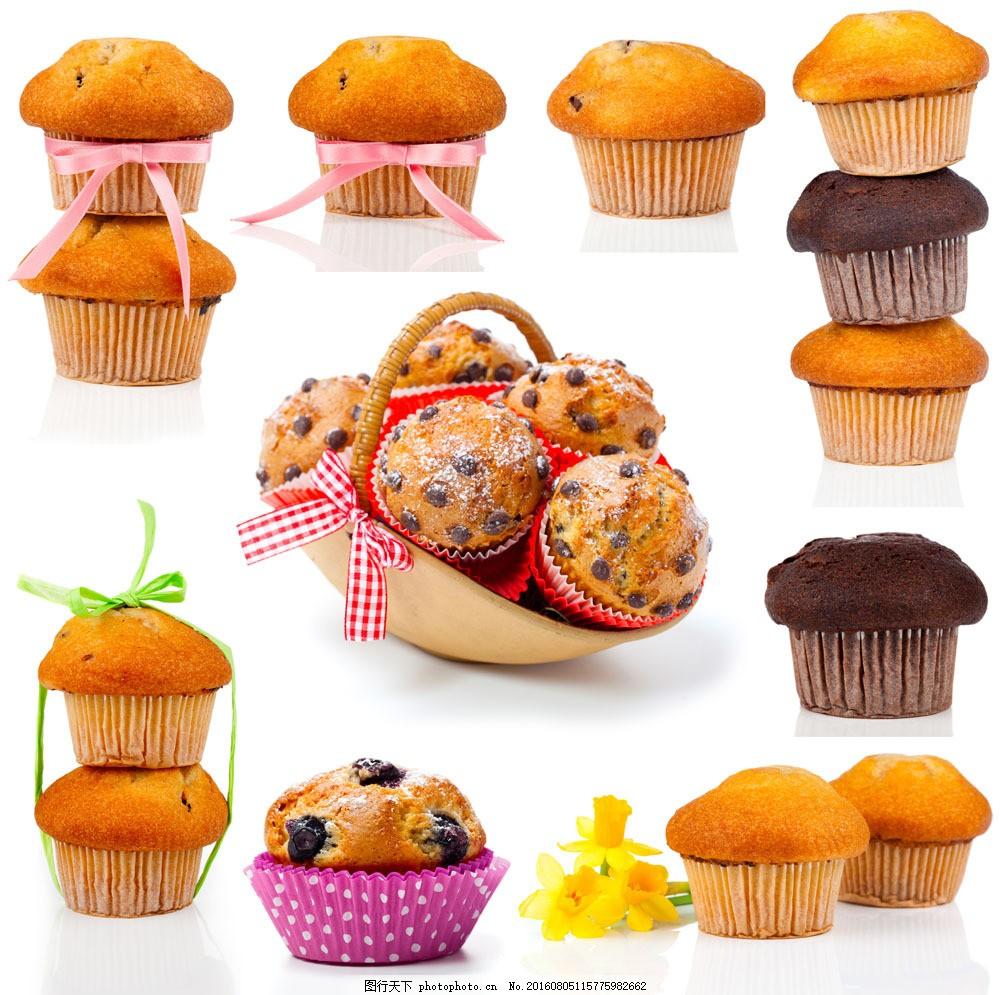 托蛋糕 甜点美食 糕点美食 杯形蛋糕 西式甜点 西式蛋糕 糕点饼类图片