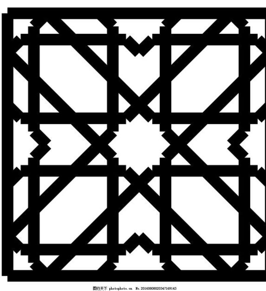 中式 中式隔断 中式雕花 中式花纹 雕花 雕花隔断 隔断 花纹隔断 木雕