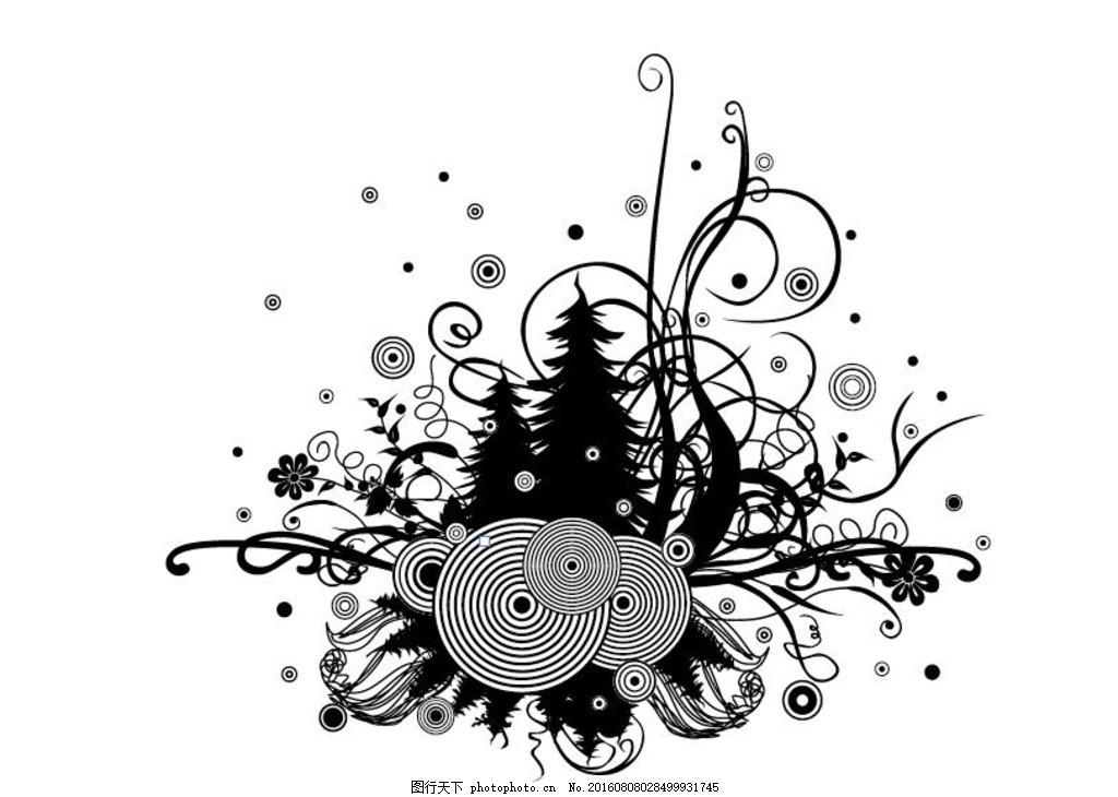 简笔画 设计 矢量 矢量图 手绘 素材 线稿 1024_730