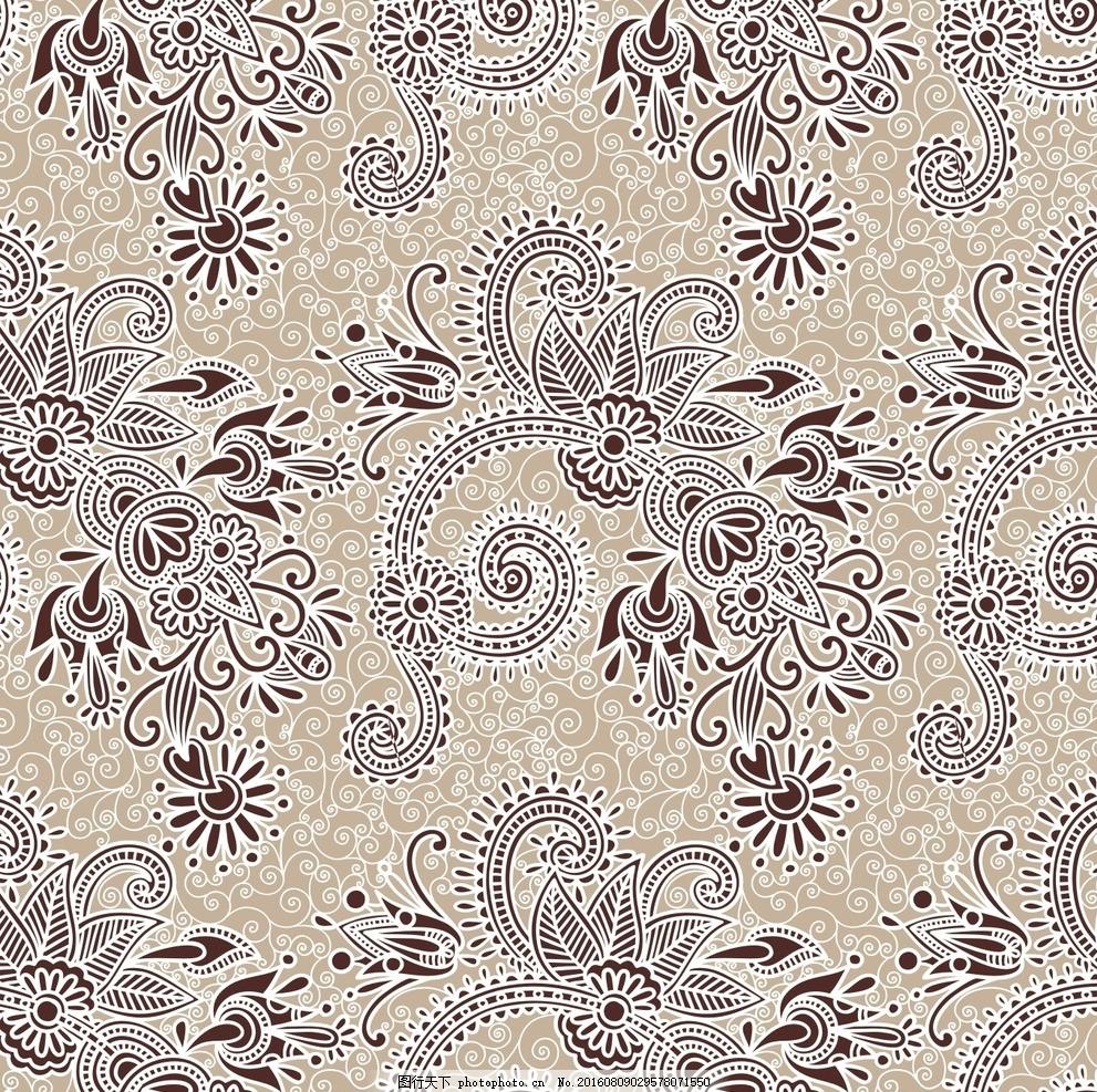 古典布纹 素材 布艺传统花纹 布纹背景 古典花纹背景 欧式花纹背景