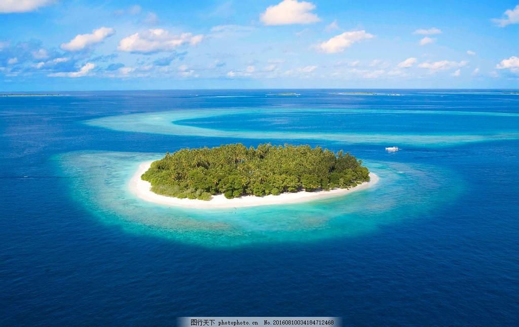海岛摄影 小岛 普吉岛 孤岛 旅游 度蜜月 大海 海上孤岛 沙滩