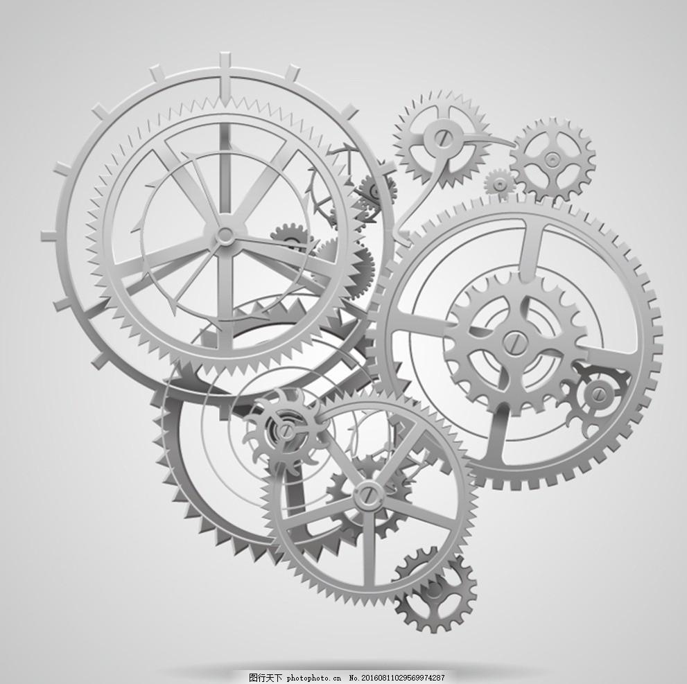 齿轮怎么画手绘图纸