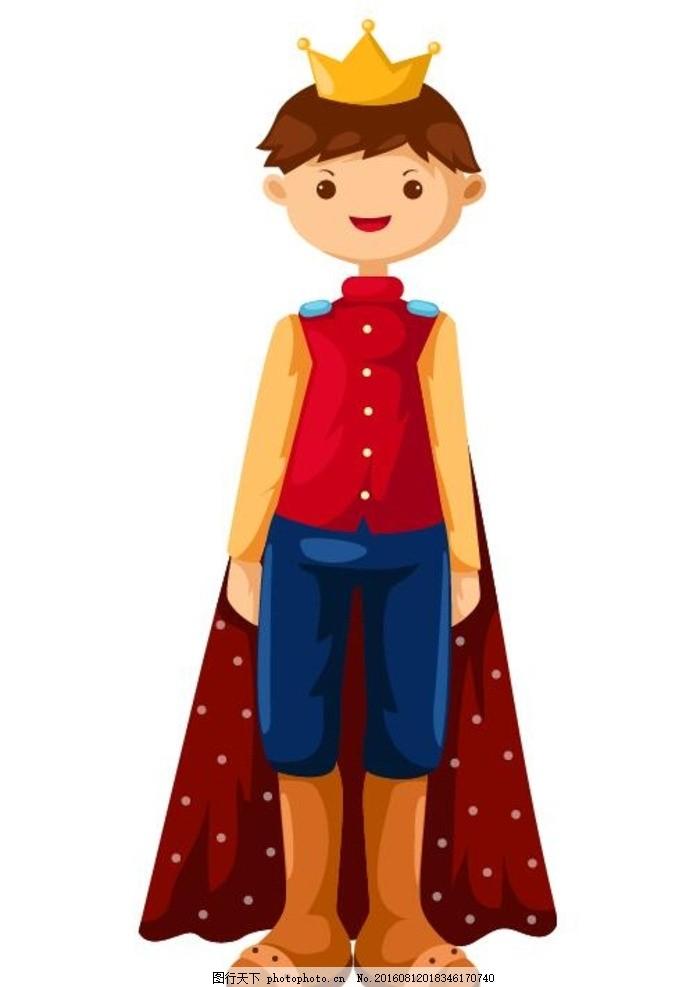 动画片 白雪公主 七个小矮人 王子与公主 童话故事 儿童 卡通 人物