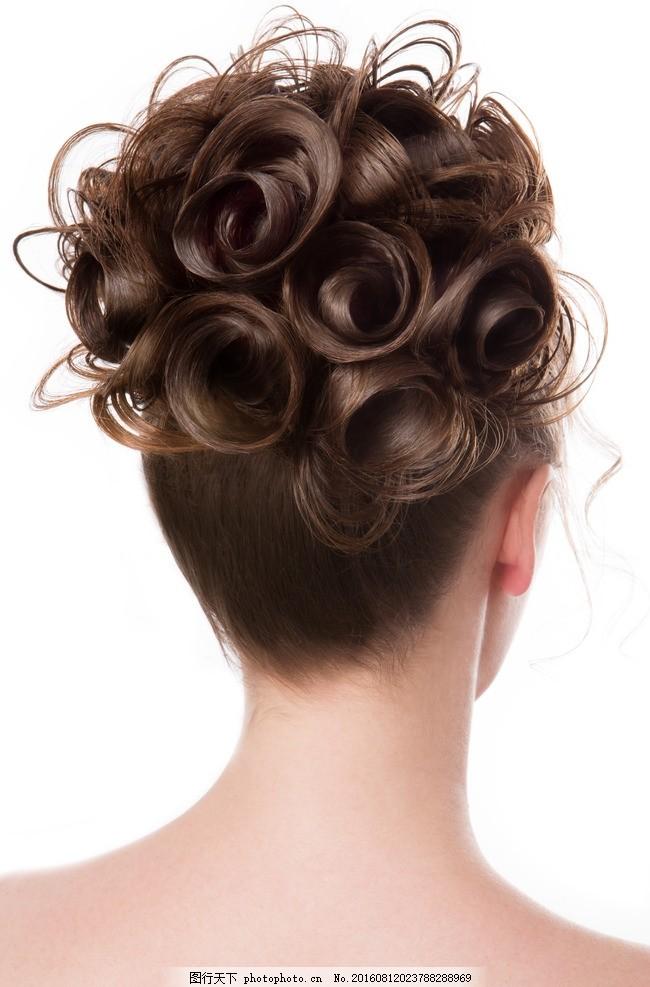 盘发美女 盘发发型 新娘发型 新娘盘发 新娘造型 新娘妆 长发美女图片