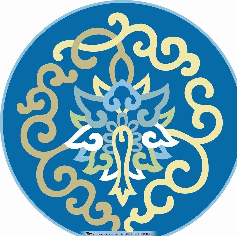 广场拼花 拼花花纹 拼花图案 雕刻花纹 欧式花纹 古典花纹 圆形花纹