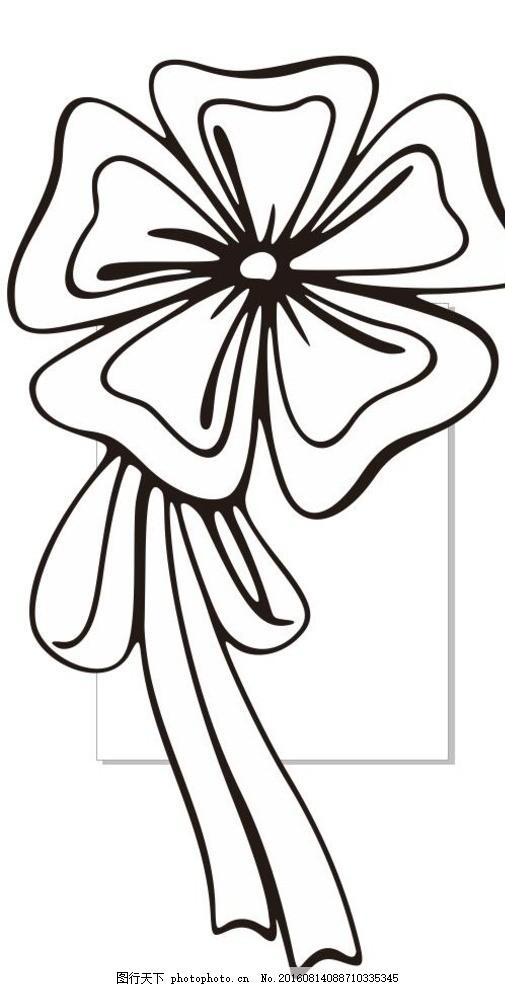 礼盒简笔画-卡通云朵花朵图片韩国素材蓝天白云卡通蝴蝶漫画