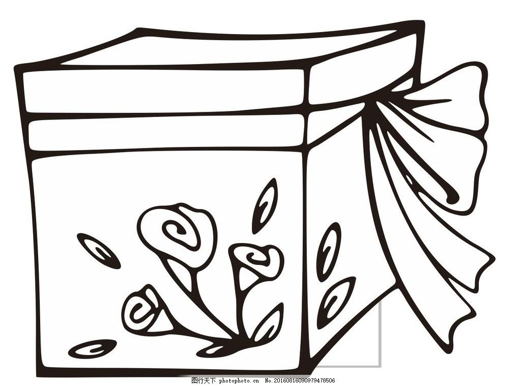 绘画 艺术插画 插画 装饰画 简笔画 线条 线描 简画 黑白画 卡通 手绘