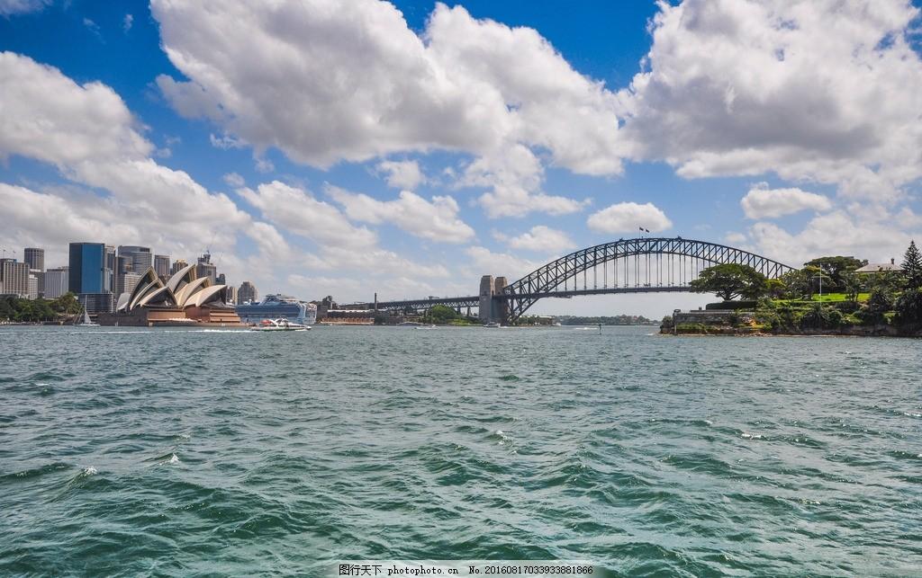 悉尼建筑 唯美 风景 风光 旅行 人文 城市 澳大利亚 悉尼 大都会 摄影