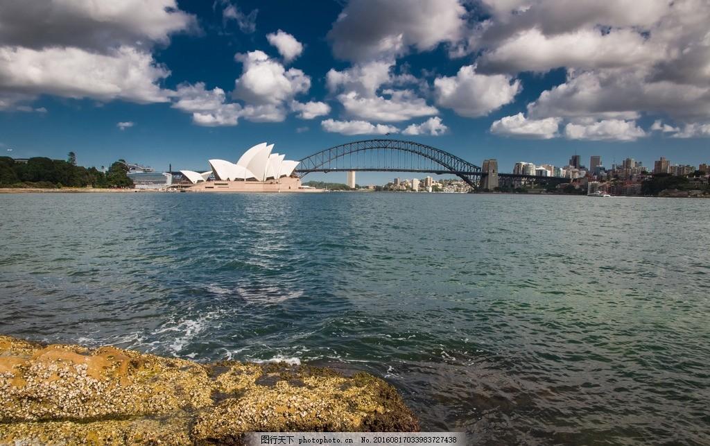 悉尼景观 唯美 风景 风光 旅行 人文 城市 澳大利亚 悉尼 大都会 繁华