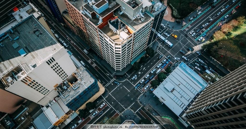 都市艳福行全文阅�_都市俯瞰图,纽约 金融 高楼 商务 车水马龙 街道-图行