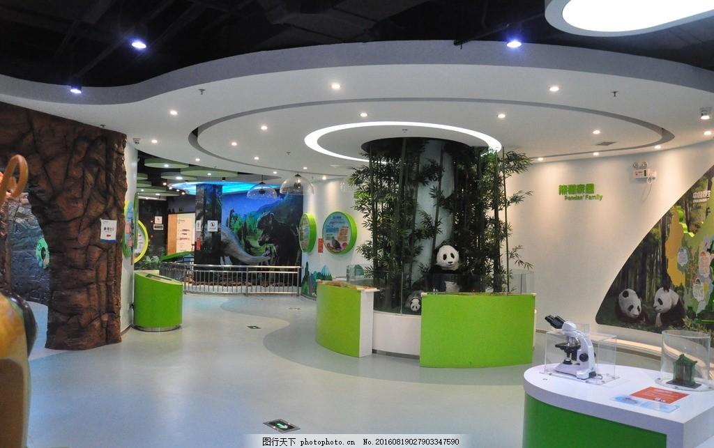 雅安科技馆 博物馆 展厅 展览设计 版式 摄影 建筑园林 室内摄影
