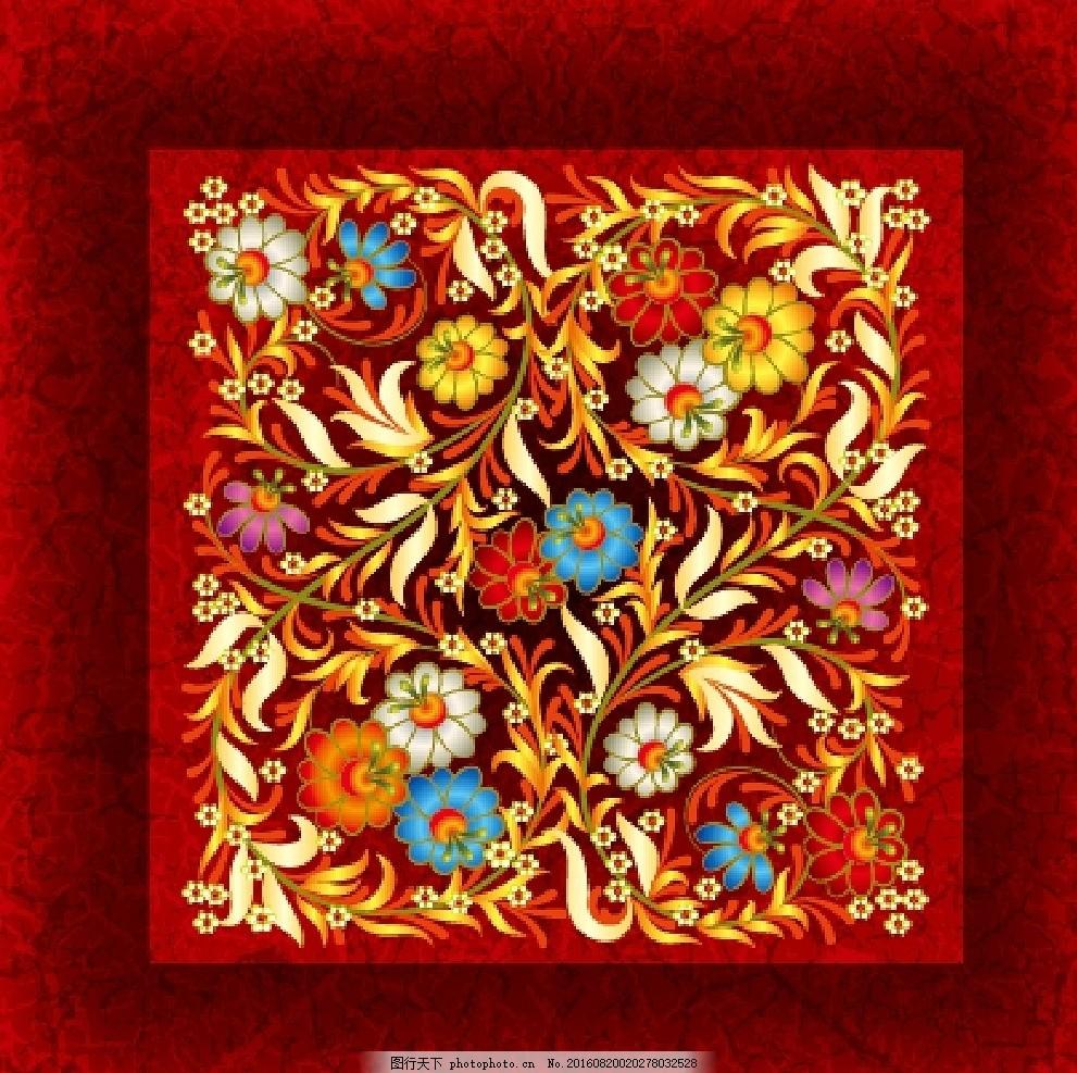 抽象花纹 边框花纹 抽象底纹 背景花纹 欧式背景 复古花纹 花布纹理