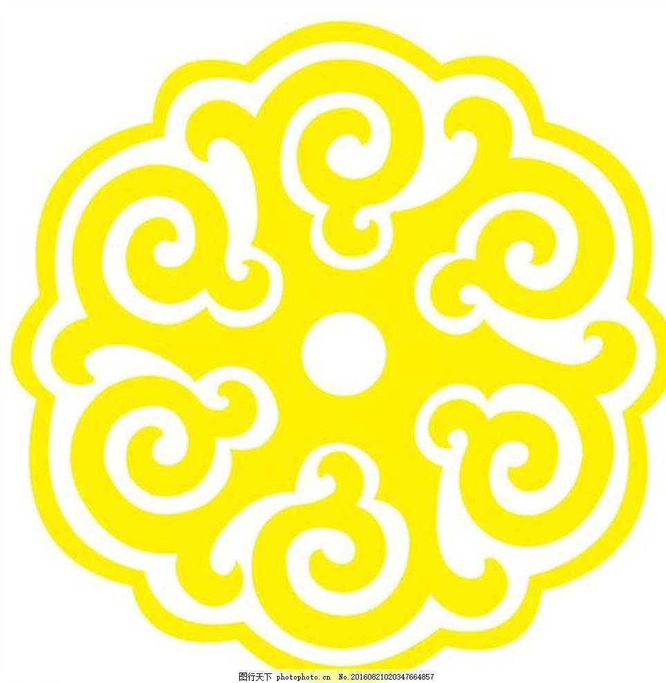 民族花纹 文理 图案 民族图案 蒙古花纹 蒙古元素      设计 底纹边框