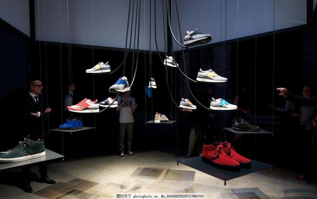 运动鞋 设计 鞋子设计 特写 橱窗设计 摄影 生活百科 体育用品 72dpi