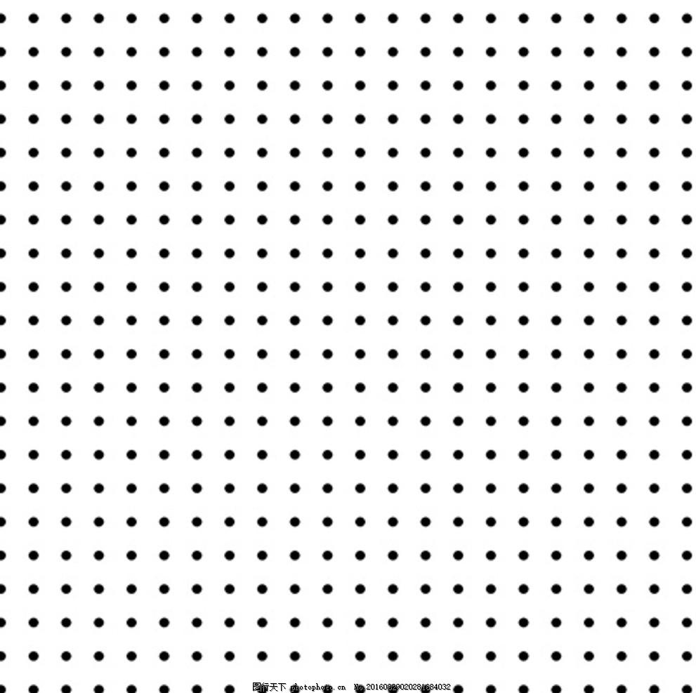 大小圆点矢量图