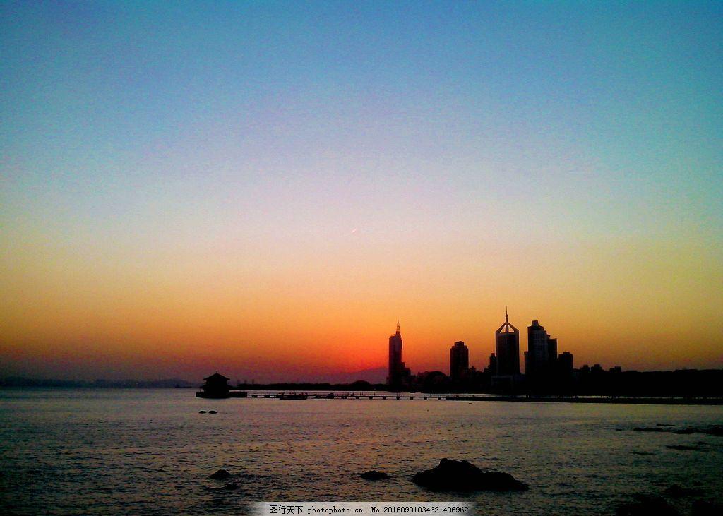 青岛栈桥景观