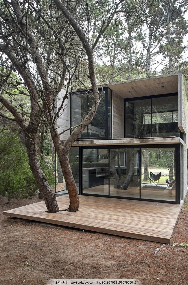 豪宅 建筑园林 摄影 环境园艺 别墅花园 时尚空间 房间 窗 阳台欧式