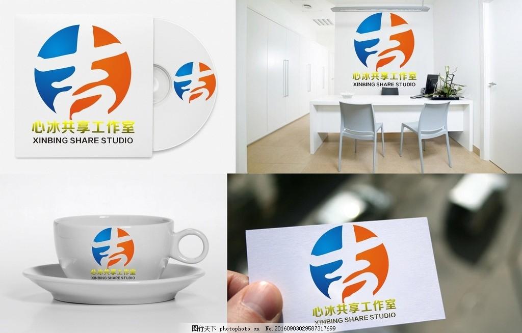 吉字logo 字母 字母logo 矢量 矢量图制作 cdr 设计 个性化设计 图案