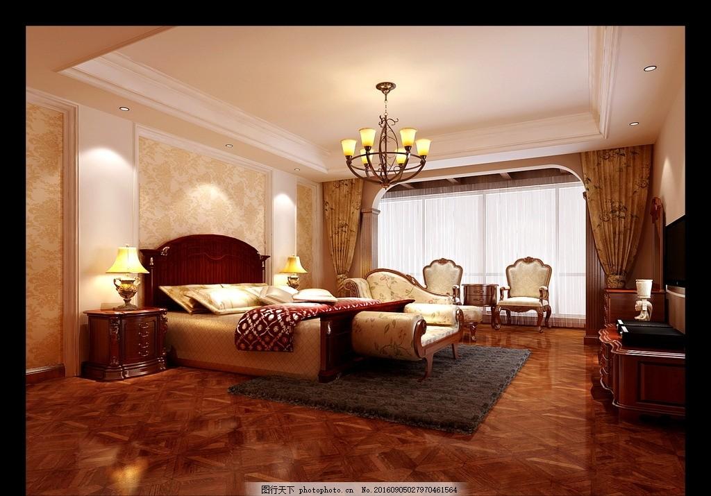 吊顶 家具 中式 实木雕花 灯具 灯饰 装修 原木 设计 环境设计 室内设