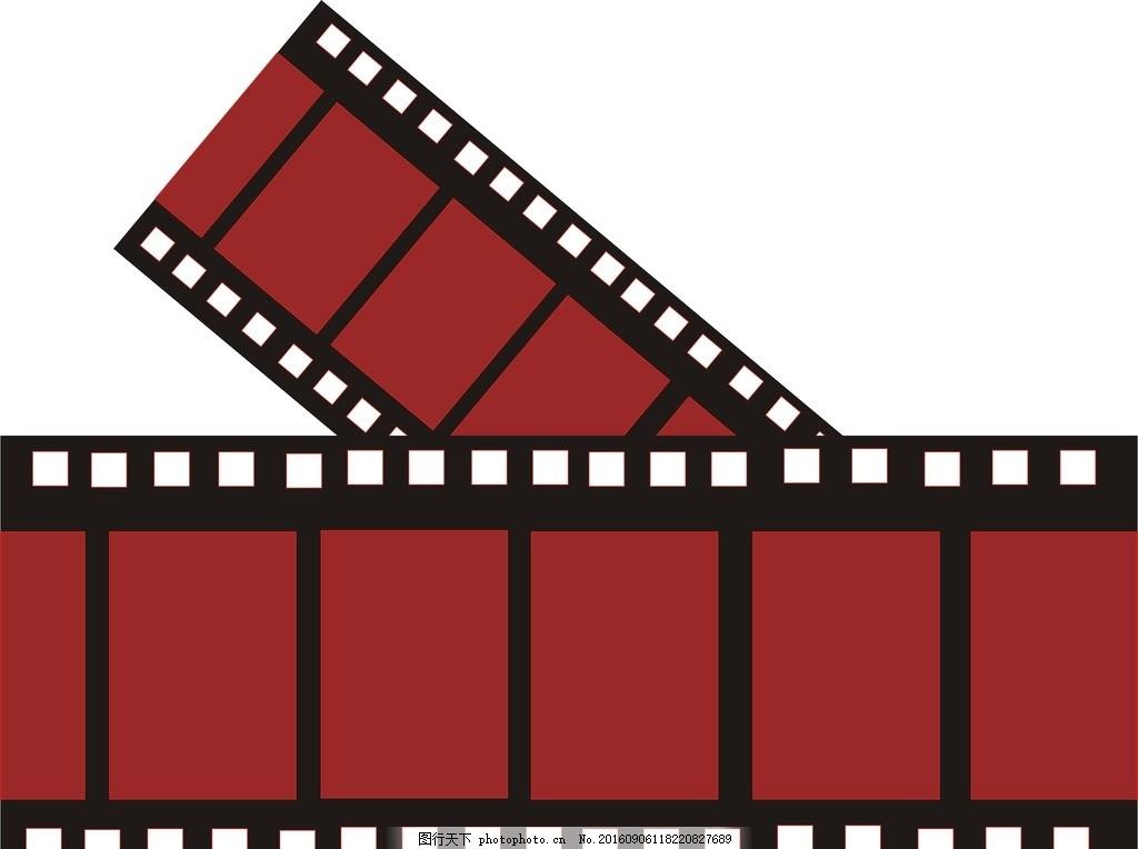 胶卷边框视频素材