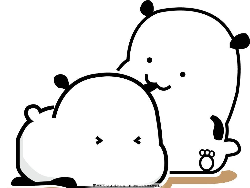 野萌君ai板 野萌君 ai版 萌萌哒 萌 可爱 野萌君ai版系列 设计 广告