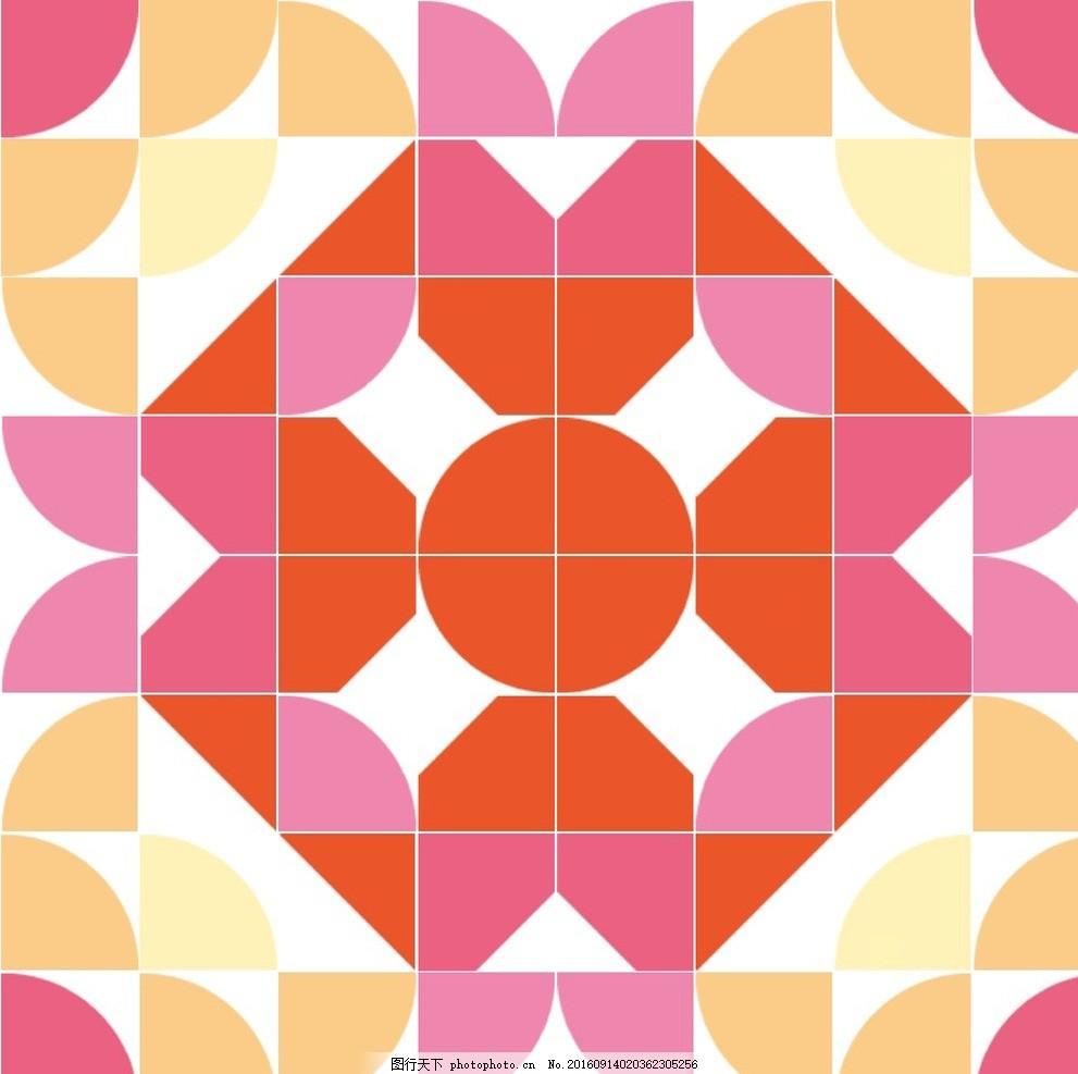 几何花纹图案 几何图案 设计素材 底纹 背景 无缝背景 无缝图案图片