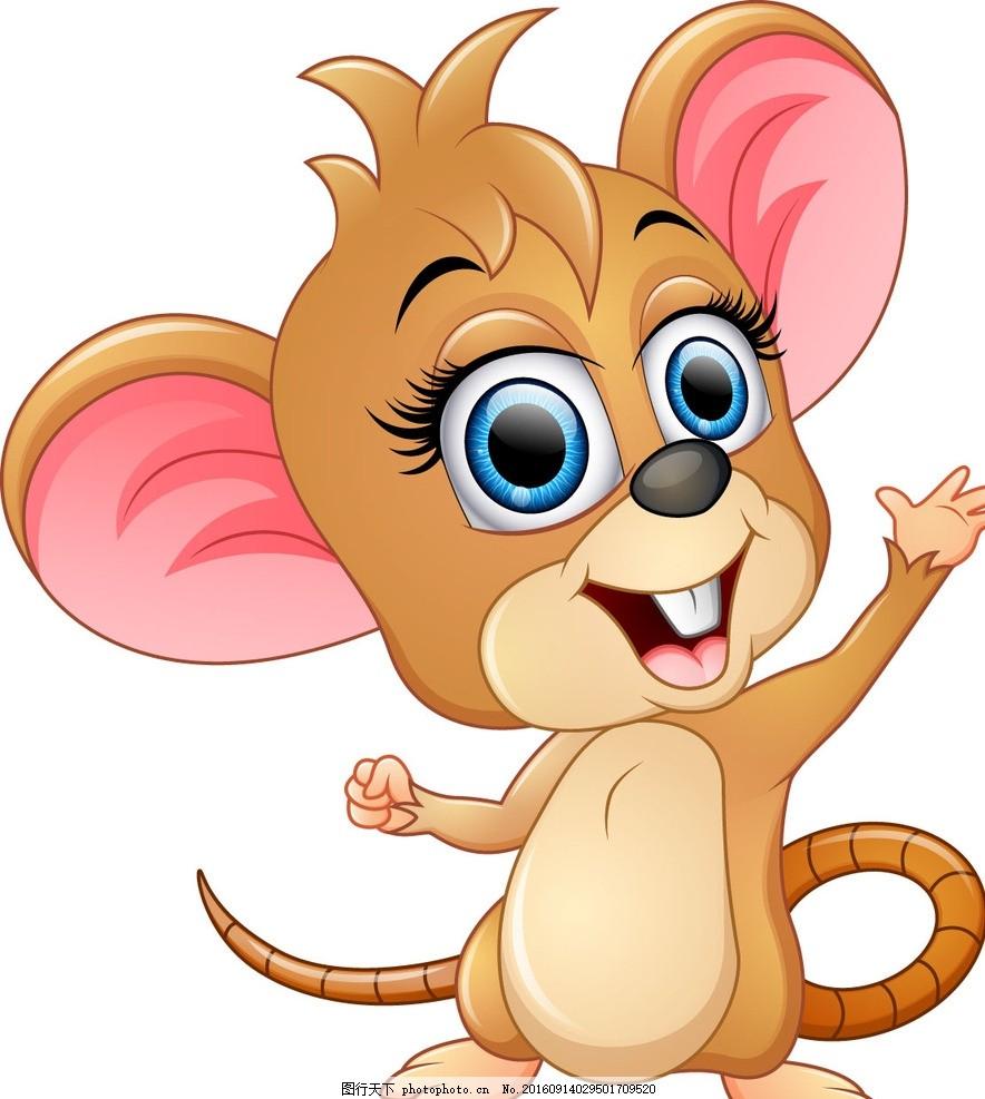卡通老鼠 老鼠 老鼠简笔画 卡通小老鼠 动物 卡通动物 设计 广告设计