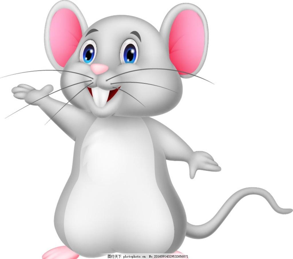 老鼠图片大全简笔画
