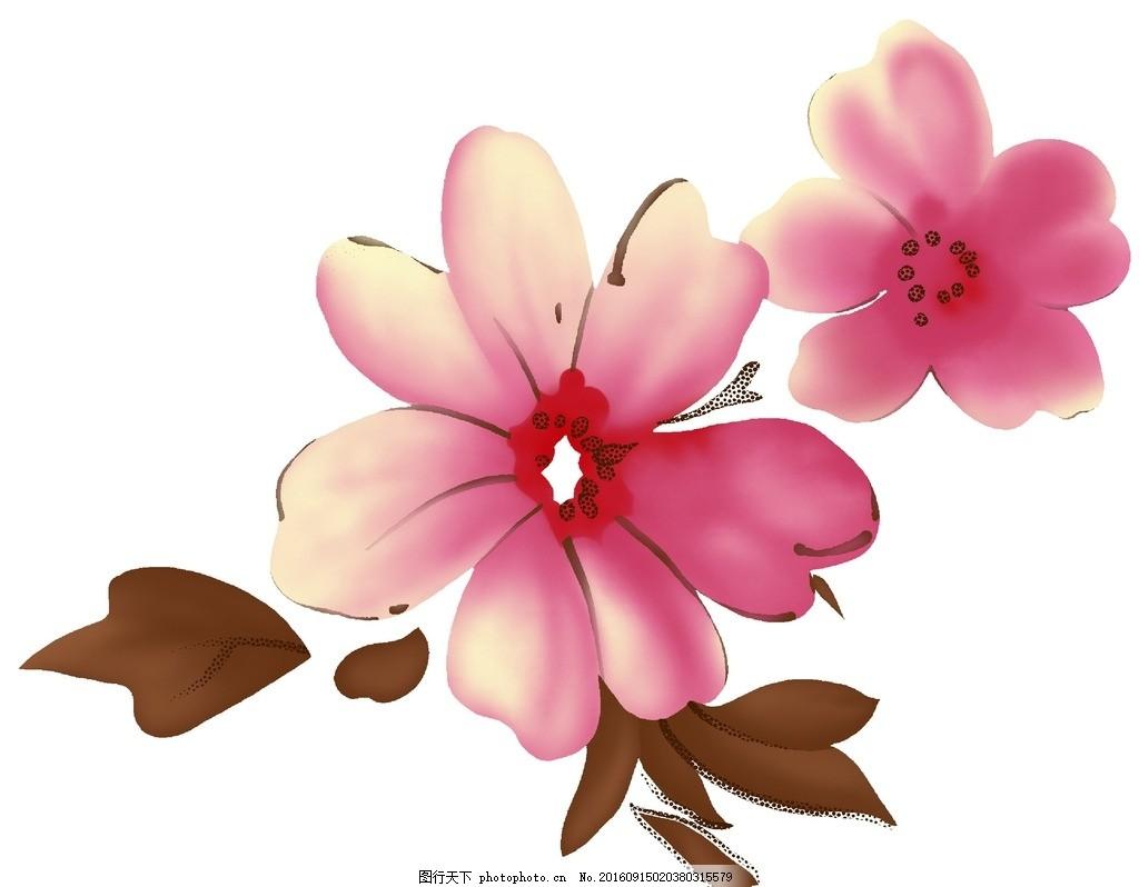 梦幻唯美 爱心 温馨背景 梦幻背景 花纹花朵 平面素材 花纹边框 小