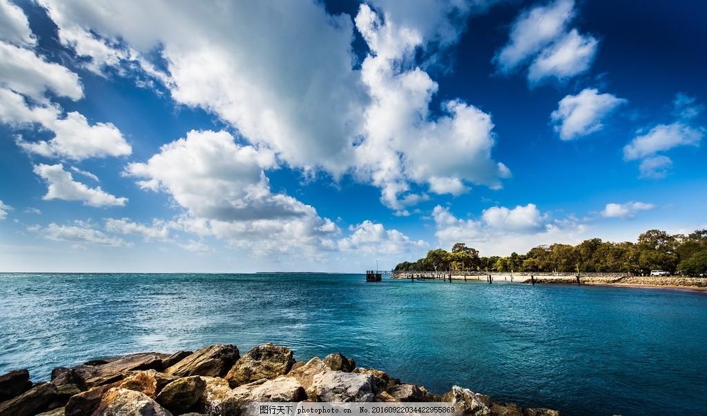 海景 海水 天空 海天 风景 壁纸 摄影 自然景观 山水风景 240dpi jpg