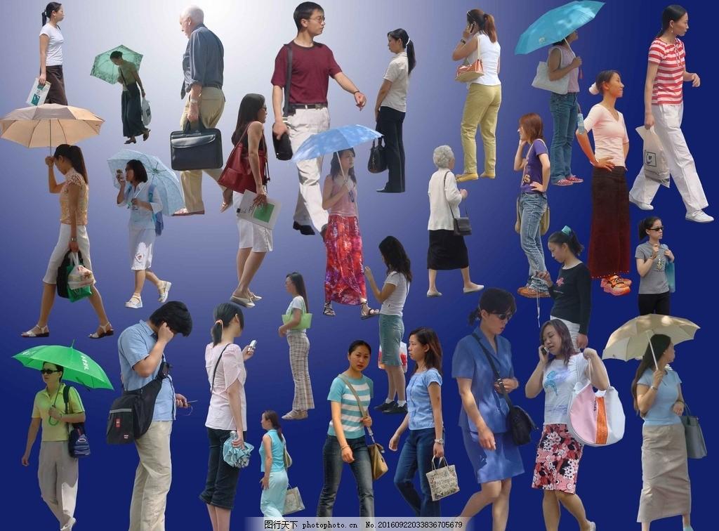 人物素材 人物背面 人物 人 背面 人的背面 其他 人物图库 设计 平面
