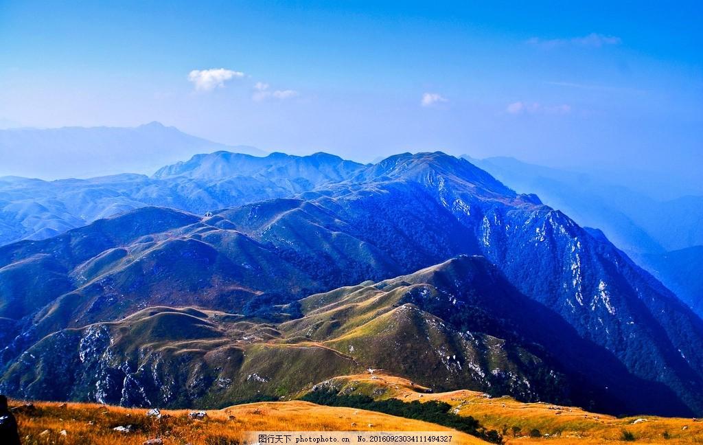山川 山脉 风景 风光 自然风光 摄影